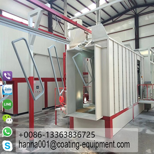 electrosatic spray coating equipment