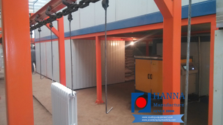 Radiator Powder Coating Line